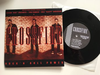 Crossfire EP Bootleg Booze Records 2003