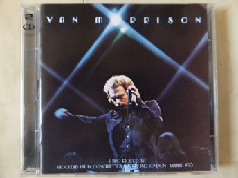 "2 x CD - VAN MORRISON - "" IT*S TO LATE TO STOP NOW ""   Eur. 1997"