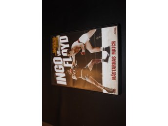 DVD-film: Ingo vs. Floyd - Mästarnas match