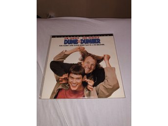 Dumb and dumber - AC-3 - Widescreen edition - 1st Laserdisc