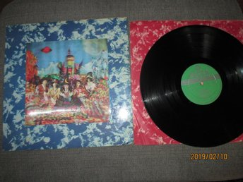 THE ROLLING STONES-their satanic majestic.. UK.DECCA TXS 103