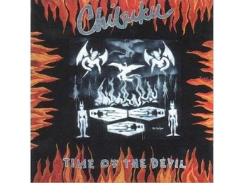 Chibuk - Time Of The Devil - LP NY