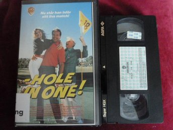 -HOLE IN ONE!,  VHS, FILM