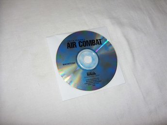 Chuck Yeagers Air Combat Mac CD ROM spel
