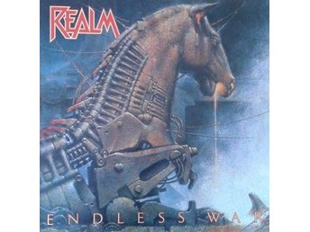 Realm  titel*  Endless War* Thrash Metal, Heavy Metal LP