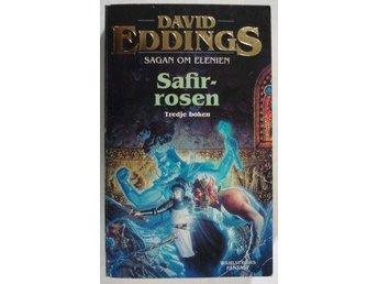 David Eddings: Safirrosen (Sagan om Elenien nr 3) - Torshälla - David Eddings: Safirrosen (Sagan om Elenien nr 3) - Torshälla