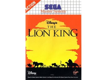 The Lion King - Master System