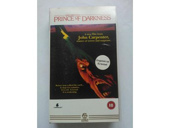 VHS - Prince Of Darkness