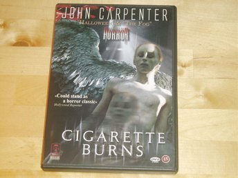 Cigarette Burns - Skräck av John Carperter, Masters of Horror Svensktextad (OOP)
