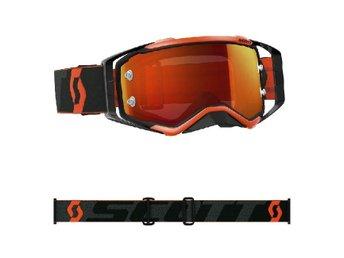 Scott 2017 Goggle Prospect black/fluo orange orange chrome works - Frövi - Scott 2017 Goggle Prospect black/fluo orange orange chrome works - Frövi