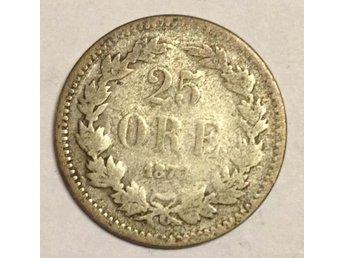 25 öre 1877 1? - Vikingstad - 25 öre 1877 1? - Vikingstad