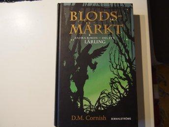 D.M Cornish Blodsmärkt Lärling Topp Skick - Gustafs - D.M Cornish Blodsmärkt Lärling Topp Skick - Gustafs