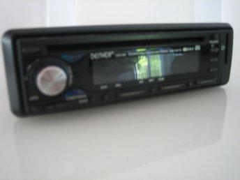 CD spelare / Radio digital Denver med mkt bra ljudkvalitié. med avtagsbar panel - Uppsala - CD spelare / Radio digital Denver med mkt bra ljudkvalitié. med avtagsbar panel - Uppsala