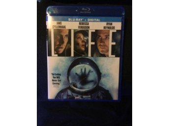 LIFE (Blu ray, US import, Sci-fi, thriller, action) - Vällingby - LIFE (Blu ray, US import, Sci-fi, thriller, action) - Vällingby
