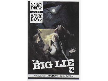 Nancy Drew and The Hardy Boys: The Big Lie # 4 Cover A NM Ny Import - Vikingstad - Nancy Drew and The Hardy Boys: The Big Lie # 4 Cover A NM Ny Import - Vikingstad