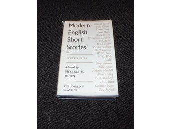 Modern English Short Stories - first series