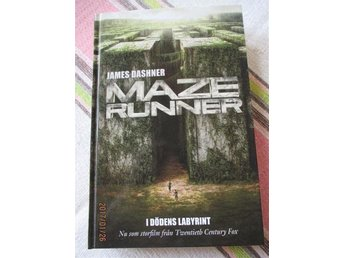 Mazerunner av James Dashner, I dödens labyrint