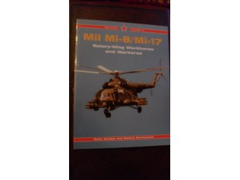 RED STAR VOL 14 MII MI-8/ MI-17  MIDLAND PUBLISHING