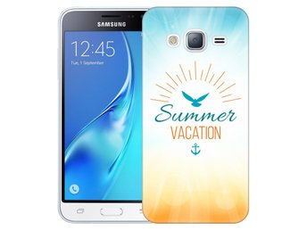 Samsung Galaxy J3 (2016) Skal Summer Vacation