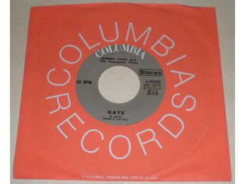 Johnny Cash 45a Kate US 1972 VG++ Promo
