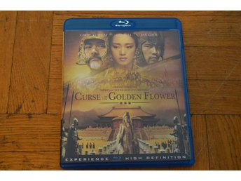 Curse Of The Golden Flower (Chow Yun-Fat) 2006 - Bluray Blu-Ray