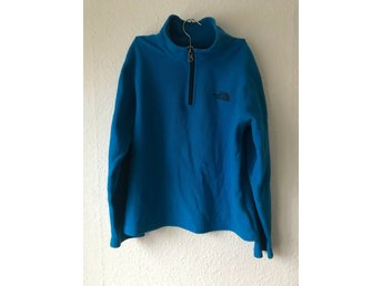 The north face 100 Glacier 1/4 zip Junior stl 10-12