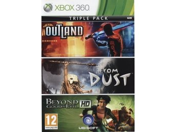 Triple Pack (Outland, From Dust, Beyond Good & Evil HD) (Beg)