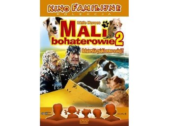 Little Heroes 2 - Polsk - DVD