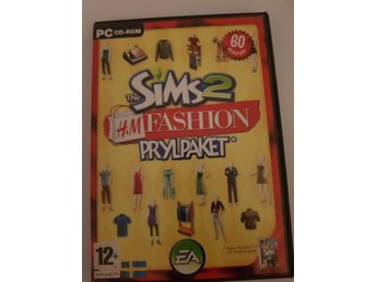 Pc spell the Sims 2 hym fashion prylpaket
