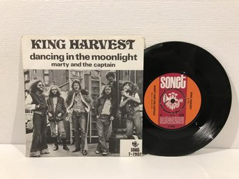 King Harvest - Dancing In The Moonlight (T-7902) RARE