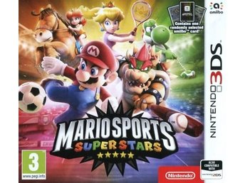 Mario Sports Superstars (Originalutgåva) (Beg)