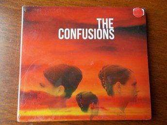 THE CONFUSIONS - S/T, CD Massproduktion 2014