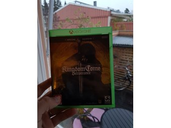 Kingdom Come Deliverance i bra skick