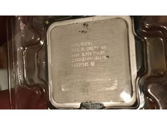Intel core2 duo E6600