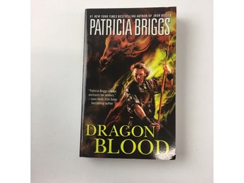 Bok, Dragon Blood, Patricia Briggs, Pocket, ISBN: 9780441010080, 2002
