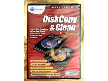 DISK COPY & CLEAN PROFESSIONAL
