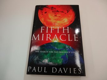 The Fifth miracle - the search for the origin of life