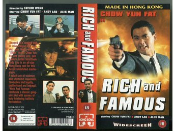 Rich and famous från 1987 av Taylor Wong med Chow Yun-Fat