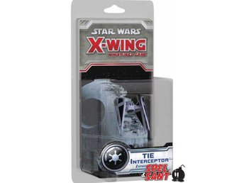 Star Wars X-Wing Miniatures Game Tie Interceptor Expansion