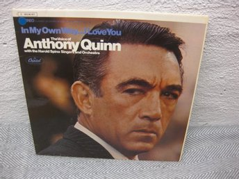 Anthony Quinn-In my own way...I love You