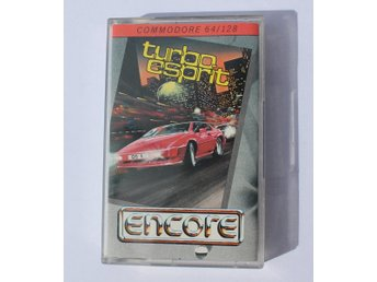 Turbo Esprint - Commodore 64 (C64)