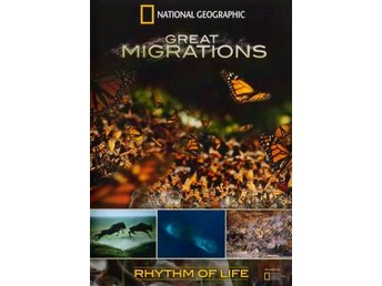 DVD - National Geographic - Great Migrations - Rhythm of Life (Beg)
