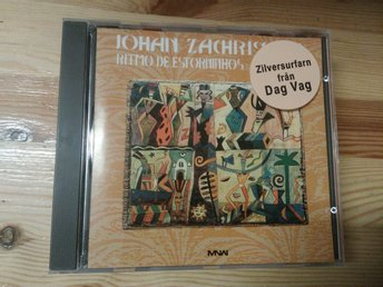 Johan Zachrisson - Ritmo De Estorninhos, CD
