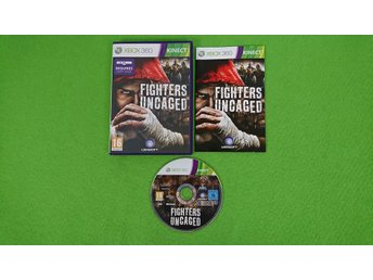 Fighters Uncaged xbox360 xbox 360
