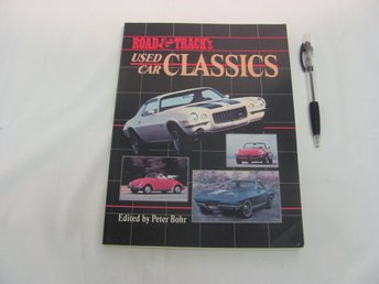 Road&Tracks Used Car Classics av Peter Bohr