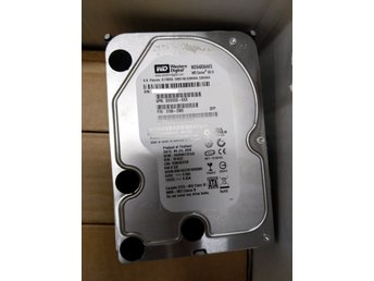 Western Digital 640GB  WD6400AAKS