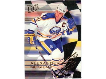 Ultra 1994-95 Speed Merchant 8 Alexander Mogilny Buffalo Sabres