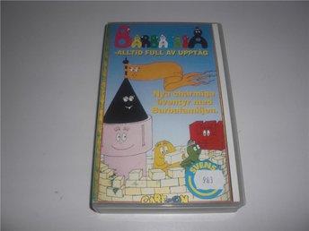 Barbapapa - Alltid full av upptåg - VHS - Västervik - Barbapapa - Alltid full av upptåg - VHS - Västervik