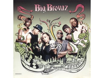 Big Brovaz - Nu-Flow - 2002 - CD - Bålsta - Big Brovaz - Nu-Flow - 2002 - CD - Bålsta