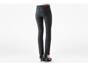 Mörkblåa jeans från Acne i stl 26/32. Endast använda en gång! - Sundbyberg - Mörkblåa jeans från Acne i stl 26/32. Endast använda en gång! - Sundbyberg